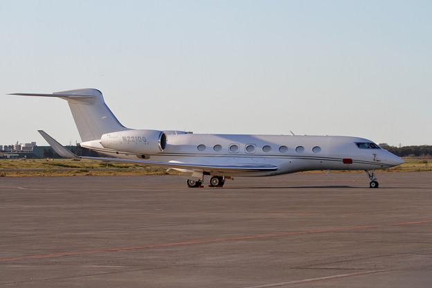 GulfstreamG650 N221DG (2)
