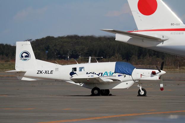 Pacific Aerospace 750XL KiwiAir ZK-XLE
