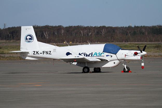 Pacific Aerospace 750XL KiwiAir ZK-FNZ