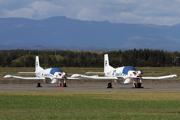 Pacific Aerospace 750XL KiwiAir ZK-FNZ XLE