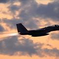 写真: F-15 203sq Afterburner 3連発(3)