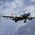 写真: A330 CCA B-6073 approach