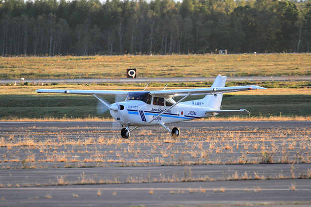 Cessna172S JA394A あまつばめ JCG