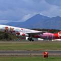 A330 ThaiAirAsiaX HS-XTD takeoff