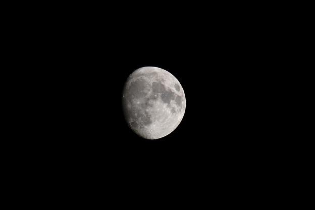 2018 十三夜の月