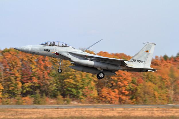 F-15DJ 080 23sq 飛来