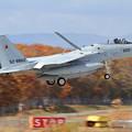 F-15J 862 23sq 飛来