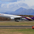 Photos: B777 THAI HS-TKA takeoff