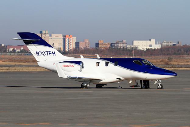 HA-420 HDJT N707FH (1)