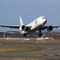 写真: B777 JAL JA8984 takeoff