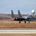 F-15J 820 203sq takeoff