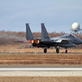 写真: F-15J 820 203sq takeoff
