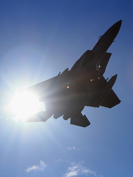 F-15J Rwy36R approach
