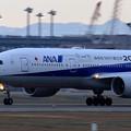 B777 ANA JA745A takeoff roll