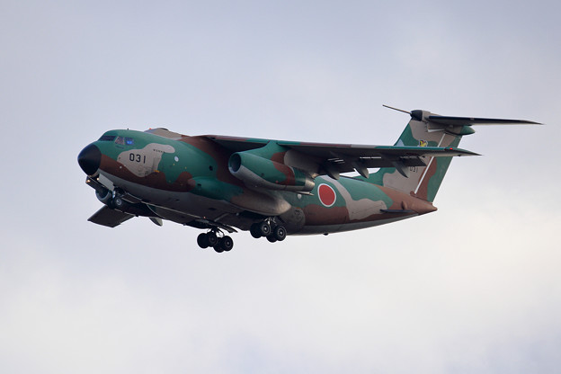 C-1 1031 402sq approach