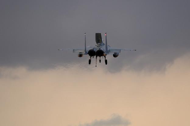F-15 hook landing training (2)