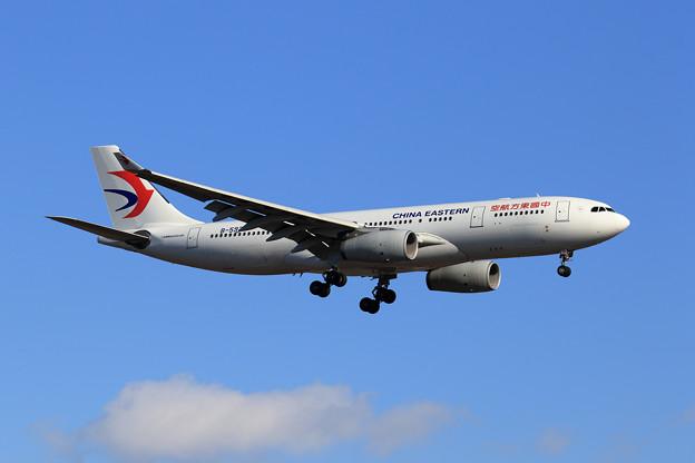 A330 東方航空 B-5936 approach