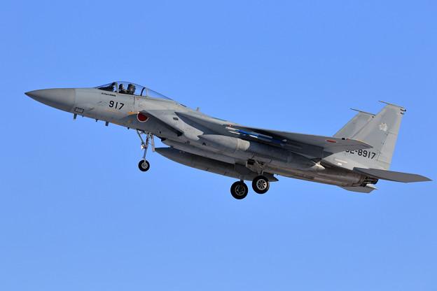 F-15J 917 304sq No Flap landing