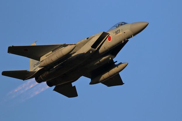 F-15J 923 304sq takeoff