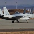 Photos: F-15 那覇から来た機体達