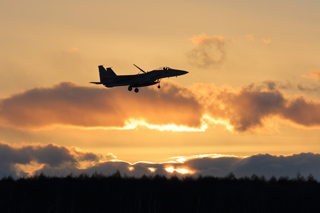 F-15J 959 204sq 3rdの終了(1)