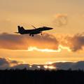 Photos: F-15J 959 204sq 3rdの終了(1)