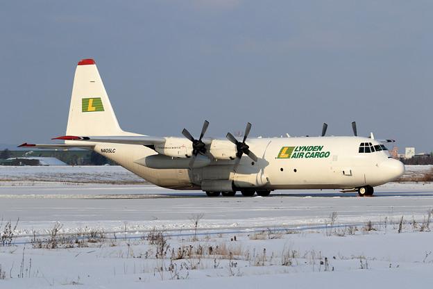 Lockheed 382G(L-100-30 Hercules) N405LC Lynden Air Cargo (1)