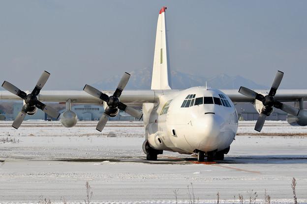 Lockheed 382G(L-100-30 Hercules) N405LC Lynden Air Cargo (2)