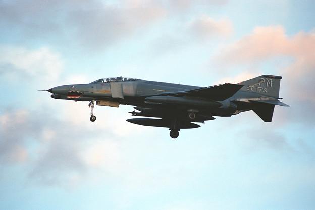USAF F-4G 69-7208 90TFS PN CTS 1989.09