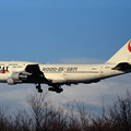Photos: B747-300 JA8183 JAL CTS 1997.03