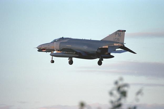 USAF F-4G 69-0236 PN CTS 1989.09