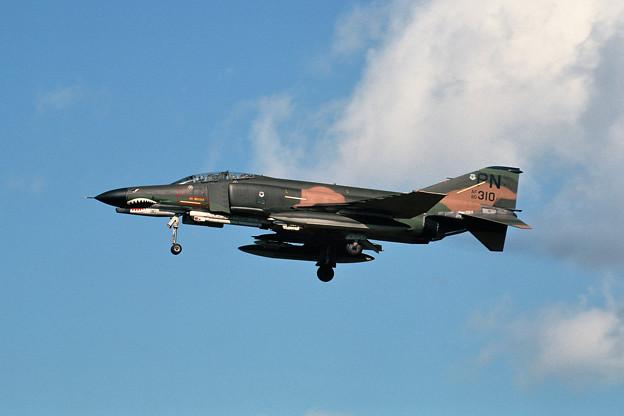 USAF F-4E 68-0310 PN 3TFS MSJ 1980.10