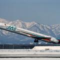 Photos: MD-90-30 JA8020 JAS CTS 1998.02