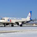 Photos: A320 Ural Airlines VQ-BCZ