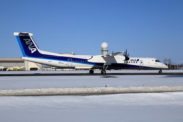 Q400 ANA Wings JA841A