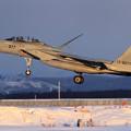 Photos: F-15DJ 077 201sq approach (2)