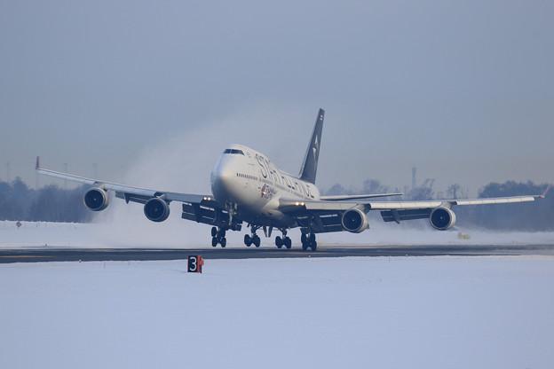 B747 THA HS-TGW landing
