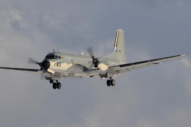 YS-11EA 12-1162 approach (1)