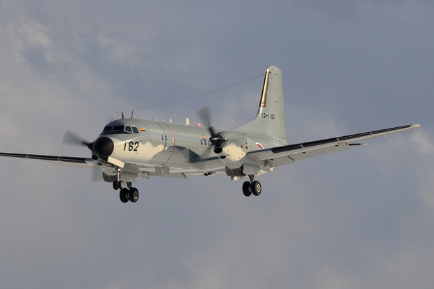 Photos: YS-11EA 12-1162 approach (1)