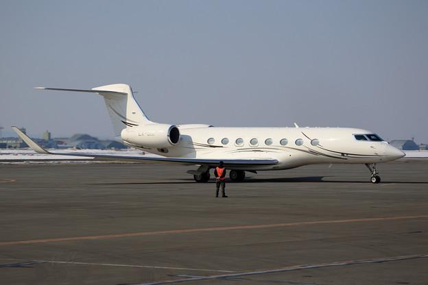 Gulfstream G650 LX-SIX