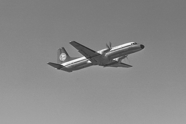 YS-11A JA8823 NKA CTS 1980.10