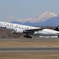 Photos: Boeing777 ANA JA712A takeoff