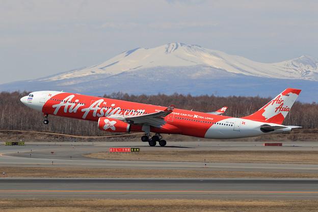 A330 TAX HS-XTB takeoff