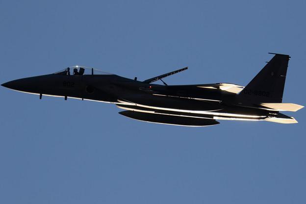 F-15J 203sq 逆光