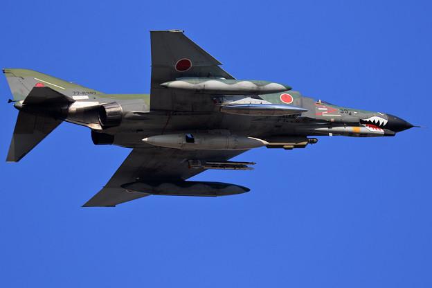RF-4EJ 397 帰投