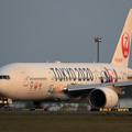 Photos: Boeing777 JAL 夕暮れどきのJA773J