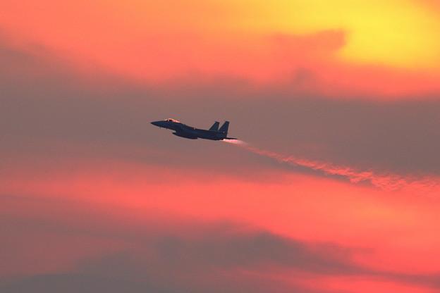F-15J Sunset (3)