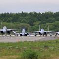 F-15DJ Aggressor Taxiing