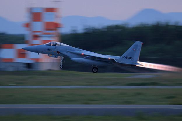 F-15J 880 203sq takeoff