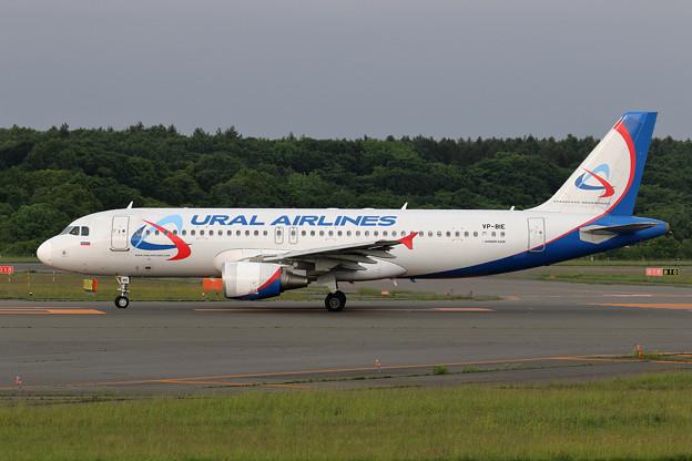 A320 Ural Airlines VP-BIE